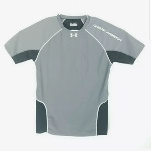 Under Armour Mens Medium Shirt Heat Gear Compress
